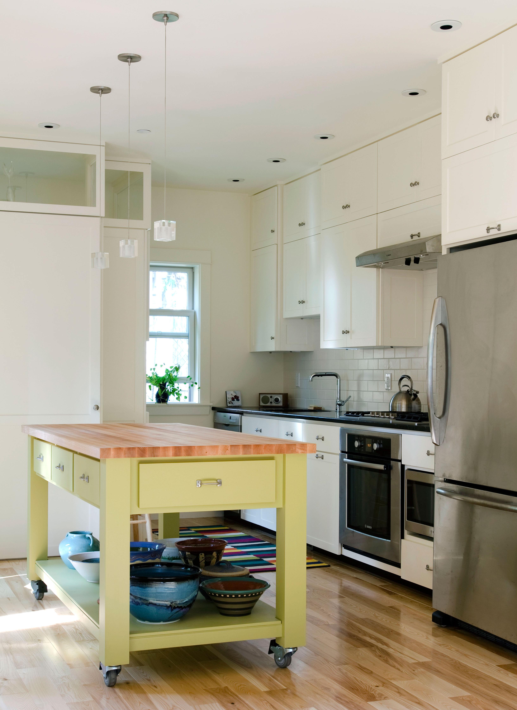 Custom kitchen award winning small home design whipple for Award winning small kitchen designs