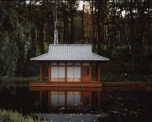 A Vermont Teahouse