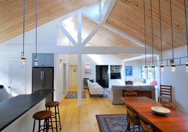 Summer Home, Great Room